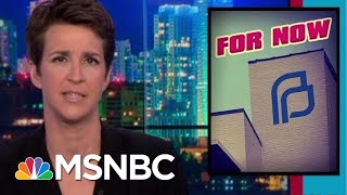 Video Planned Parenthood Calls For Firing Of Missouri Health Director | Rachel Maddow | MSNBC MP3, 3GP, MP4, WEBM, AVI, FLV Juni 2019