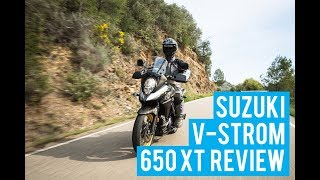 7. Review - Suzuki V-Strom 650 XT