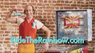 Skittles Pinball Machine Contest