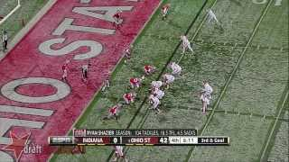 Michael Bennett vs Indiana (2013)