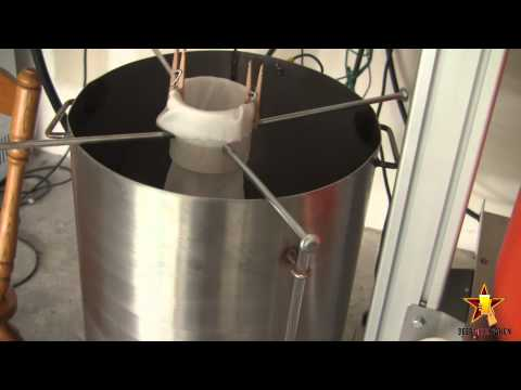 Electric Homebrew System Brew #1 | Beer Geek Nation Video Beer Reviews