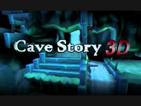 Cave Story 3D Music - Main Theme (Website Version 1)