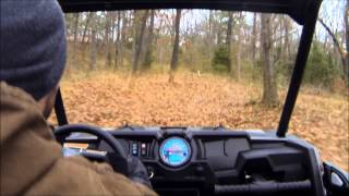 1. First Ride: 2015 Polaris RZR S 900 EPS