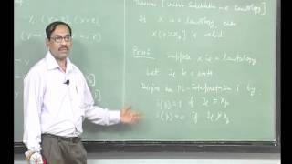 Mod-01 Lec-28 Lecture-28-Six Results About FL