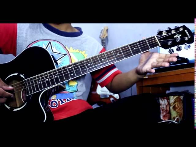 Belajar Petikan Gitar Tinggal Kenangan Gaby ...