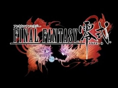 Vidéo de gameplay de Final Fantasy Type-0