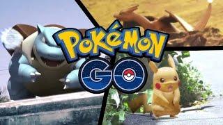 Pokemon Go – видео обзор
