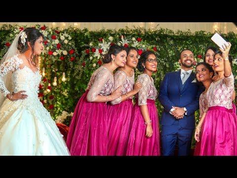 Christian Wedding Videography at Sooryaprabha, Trivandrum, Kerala | Nebu + Diya