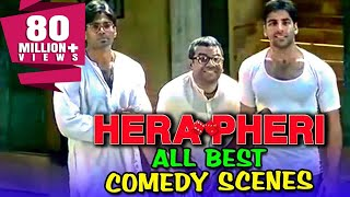 Hera Pheri All Best Comedy Scenes | Best Bollywood Comedy Scenes