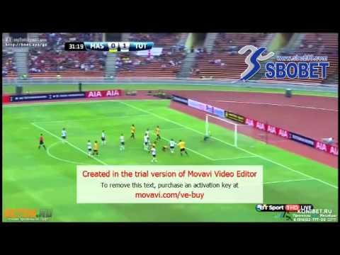 ไฮไลท์ฟุตบอล Malaysia All Stars 1-2 Tottenham by Sbothai