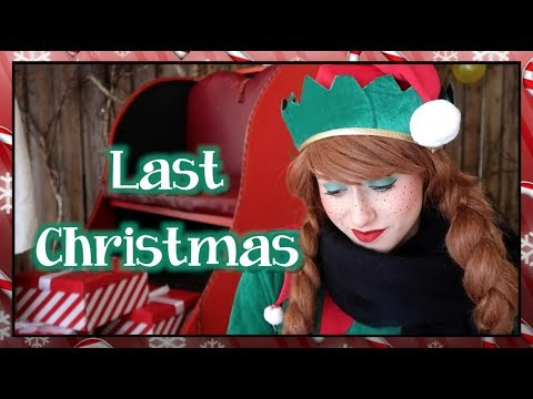 "Wham!  ""Last Christmas"" Cover by Georgia Merry"