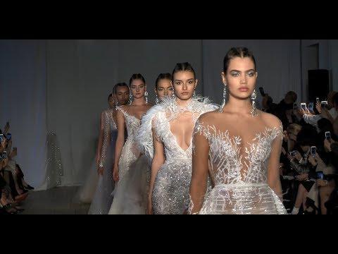 Berta 2019 Bridal Couture Runway Show