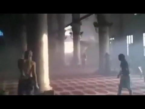 Πεδίο μάχης η Πλατεία των Τεμένων στην Ιερουσαλήμ