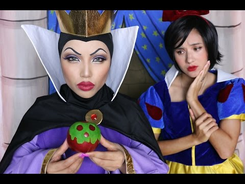 The Evil Queen Makeup Tutorial