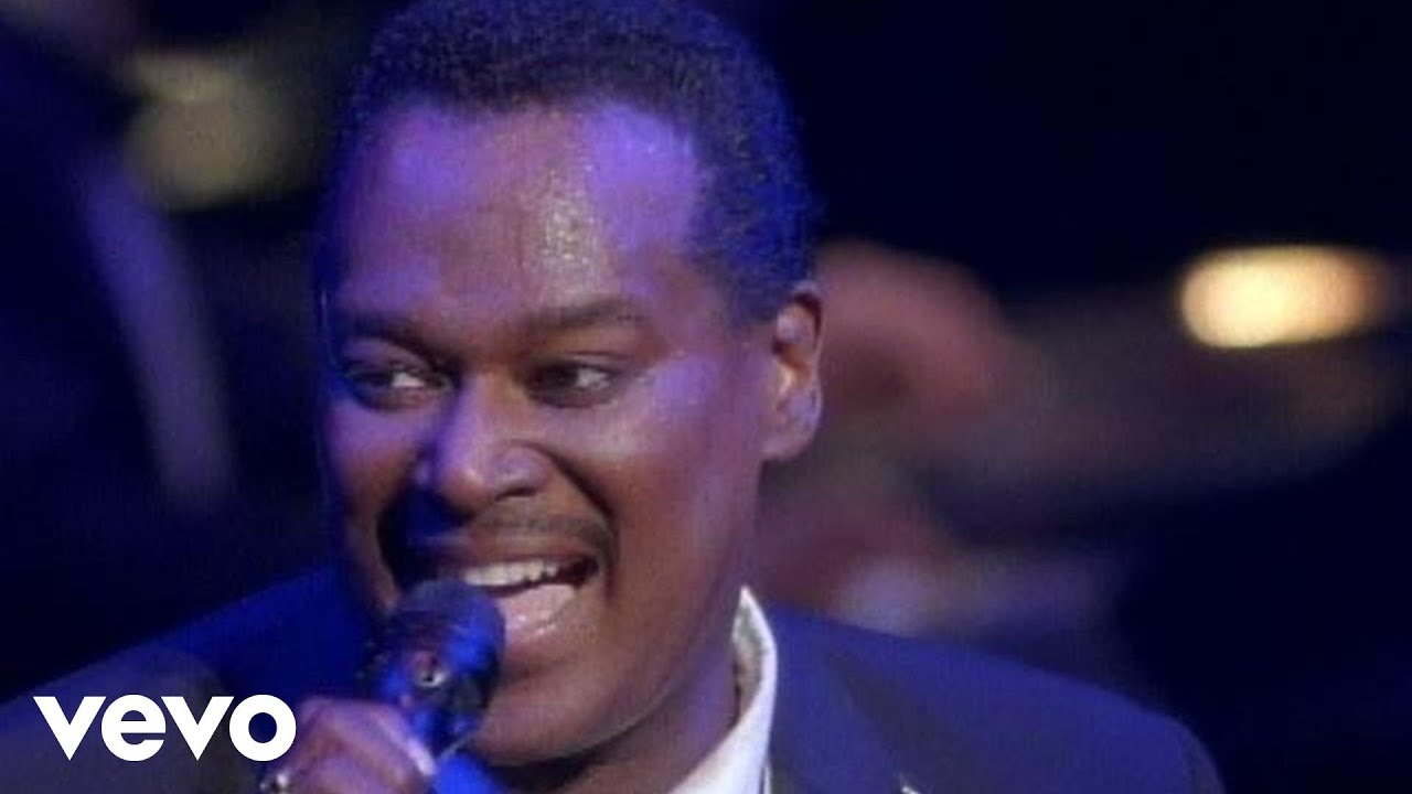 Only Love can Conquer Hate! Luther Vandross – 'Power of Love (Love Power)' [Video] Live from Royal Albert Hall