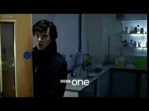 Sherlock - Saison 1 - Trailer (VO)