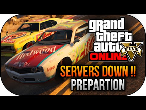 down - GTA 5 Online & GTA 5 SERVERS ARE GOING DOWN !!! (GTA 5 Online Gameplay) If you enjoy GTA V, GTA 5 & GTA 5 Online - videos Subscribe For more http://full.sc/ZZ5ezN ▻Subscribe Help Me ...