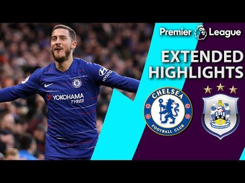 Video: Chelsea v. Huddersfield | PREMIER LEAGUE EXTENDED HIGHLIGHTS | 2/2/19 | NBC Sports
