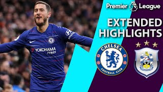Chelsea v. Huddersfield | PREMIER LEAGUE EXTENDED HIGHLIGHTS | 2/2/19 | NBC Sports