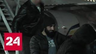 Молдавия выдворила в Россию террориста из Сирии — Россия 24