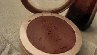 DIY- Make your own bronzer! - YouTube