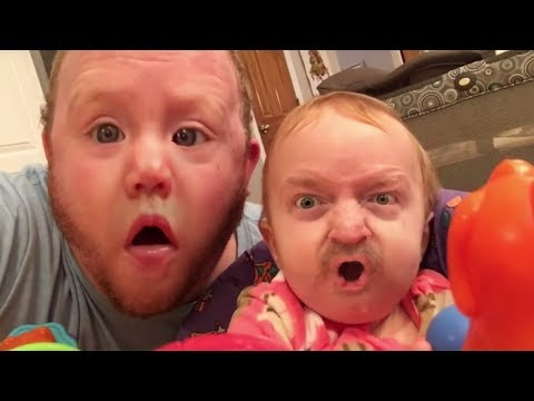 WATCH: Creepiest Face Swap Ever!
