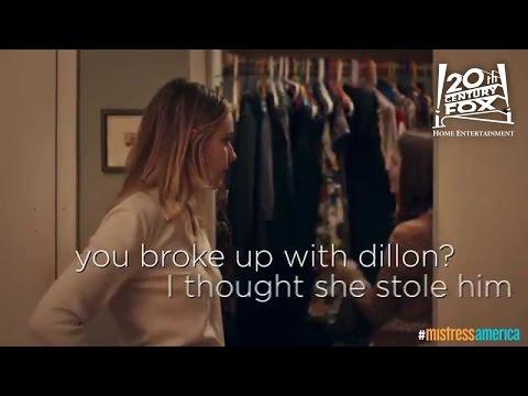Mistress America | Brookisms - My Fiance Dillion... | FOX Home Entertainment