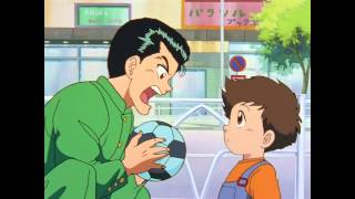 Yu Yu Hakusho - Episode 1 - Part 3/6 - [HD 720p]