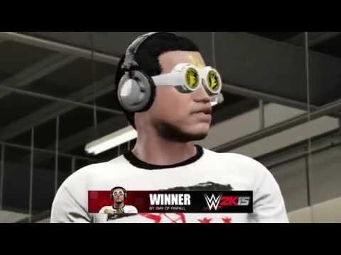 PC/WWE 2k15 - MyCareer - CmElektrik переходит в NXT #2
