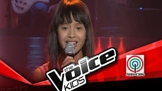 The Voice Kids Philippines Blind Audition