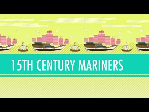 columbus - In which John Green teaches you about the beginning of the so-called Age of Discovery. You've probably heard of Christopher Columbus, who