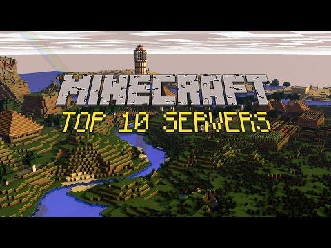 [2014] TOP 10 Minecraft Server Reviews: 1.8 Cracked [NO HAMACHI] 24/7 No whitelist Survival