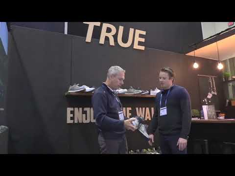 TRUE GOLF SHOES-THE BEST SHOE FOR GOLF-WISDOM APPROVED!  | PGA SHOW 2018