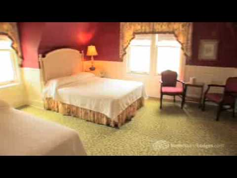 The Inn at Stonecliffe Virtual Tour - Mackinac Island, Michigan