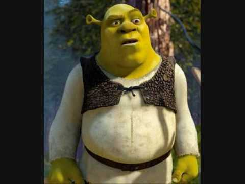 Shrek Song-hallelujah