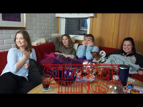 Stranger Things S1 Ep 7 | The Bathtub | Reaction