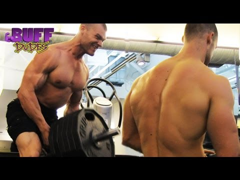 How-To Build Your Back into a Muscle Shield – Buff Dudes
