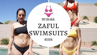 Video ZAFUL SWIMSUIT TRY ON HAUL | REVIEW MP3, 3GP, MP4, WEBM, AVI, FLV Desember 2018
