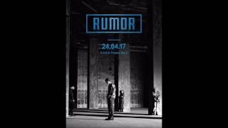 Download Lagu [1 HOUR LOOP] K.A.R.D - Rumor Mp3