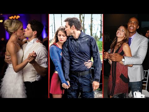 Real Life Couples Of Supergirl - Celebrities News