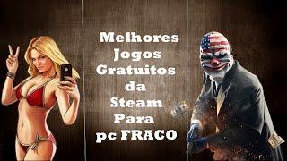 Os melhores jogos GRATUITOS da Steam em 2017 Os JOGOS NÃO ESTÃO EM ORDEM AO VIDEO NÃO VOU COLOCAR LINK ENTREM NA STEAM E BAIXEM The Expendabros Brawlhalla Ri...