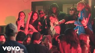 Kid Ink - Show Me feat. Chris Brown - Behind The Scenes