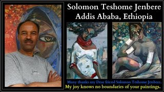 Solomon Teshome Jenbere From Ethiopia