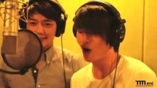 Download Lagu [1080p] Kim Jin Woo ft Son Ho Young - Raining (biga) (비가) Mp3