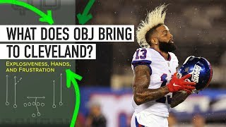 What Can Baker Mayfield expect From Odell Beckham Jr.?