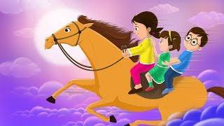 Video Lakdi Ki Kathi Kathi Pe Ghoda Song (लकड़ी की काठी) | Cover by FunForKidsTV MP3, 3GP, MP4, WEBM, AVI, FLV April 2019