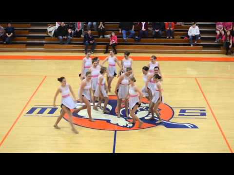 Dance Team Surprises Crowd With This One Of A Kind Performance