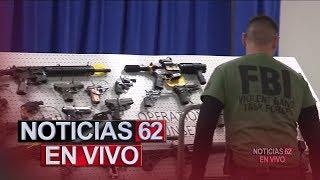 Operativos policiales contra vineland boys y florencia 13. – Noticias 62. - Thumbnail