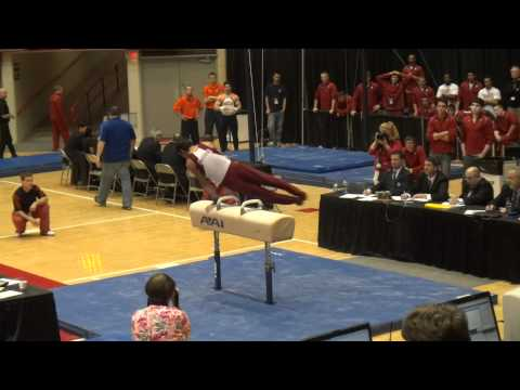 Alex Naddour - NCAA Event Finals PH, T1st