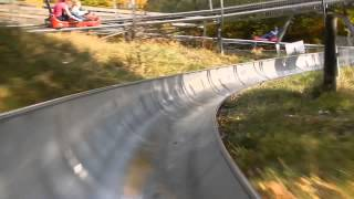 Visegrad Hungary  city pictures gallery : Bobsled Track Visegrád (Hungary)